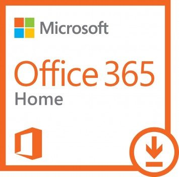 Microsoft Office 365 Home 1 Year 5 PC or 5 Mac Download Deal