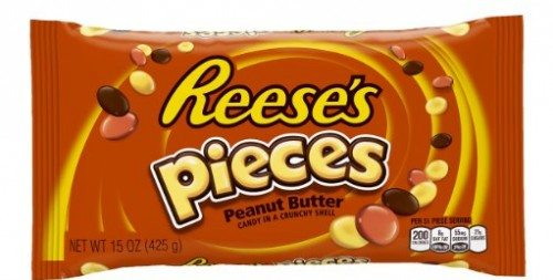 Reese's Pieces Peanut Butter Candies, 15 Ounce Deal