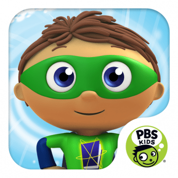 SUPER WHY! Deal