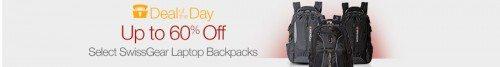 SwissGear Laptop Backpacks Deal