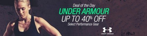 Under Armour Apparel and Accessories Deal