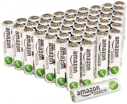 AmazonBasics AA Performance Alkaline Batteries (48-Pack) Deal
