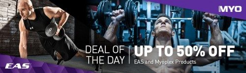 EAS Sports Nutrition Deal