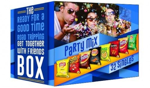 Frito-Lay Variety Pack, Party Mix, 32 Count Deal