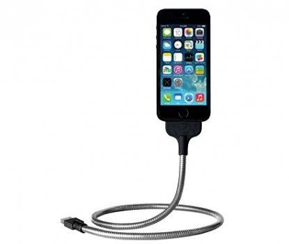 Fuse Chicken Bobine Charge CableStand for iPhone 6, 6 Plus, 5s, 5, 5c (MFi Certified) Deal