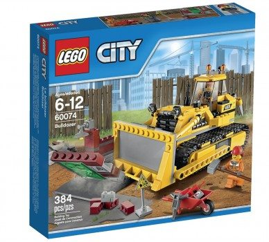 LEGO City Demolition Bulldozer Deal