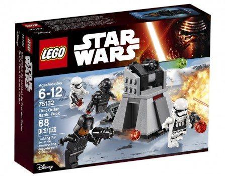 LEGO Star Wars First Order Battle Pack 75132 Deal
