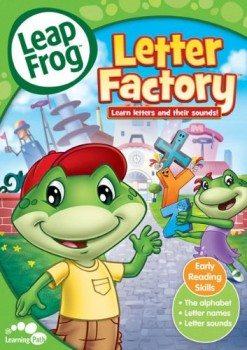 LeapFrog Letter Factory Deal
