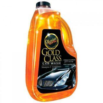 Meguiar's G7164 Gold Class Car Wash Shampoo & Conditioner - 64 oz. Deal