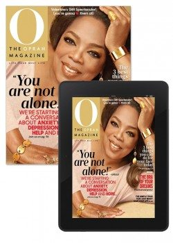 O, The Oprah Magazine All Access Deal
