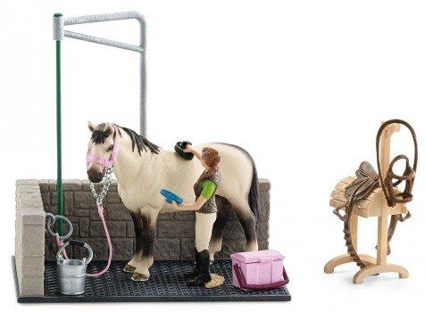 Schleich Horse Wash Area Deal
