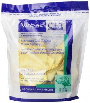Virbac C.E.T. Enzymatic Oral Hygiene Chews Deal