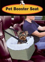 Etna Pet Booster Seat, Pets Up to 20lbs Deal