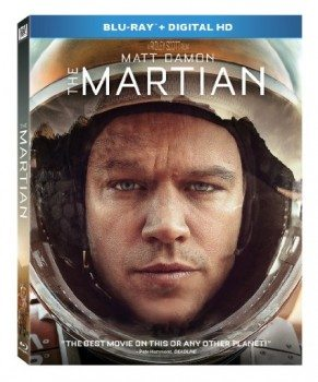The Martian [Blu-ray] Deal
