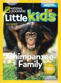 National Geographic Little Kids Deal