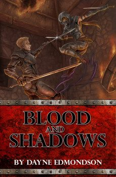 Blood and Shadows (The Saga of the Seven Stars Book 1)