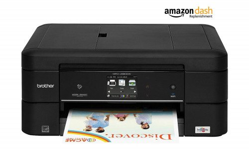 Brother WorkSmart MFC-J880DW Compact All-in-One Inkjet Printer Deal