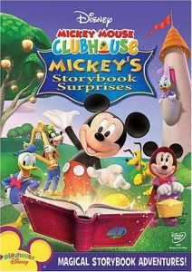 Disney Mickey Mouse Clubhouse Mickey's Storybook Surprises Deal