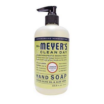 Mrs. Meyer's Clean Day Liquid Hand Soap, Lemon Verbena, 12.5 fl oz Deal