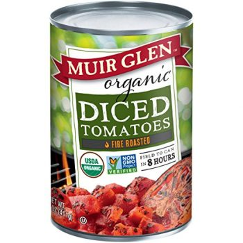 Muir Glen Organic Diced Tomatoes, Fire Roasted, 14.5 Oz deal