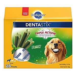 Pedigree Dentastix Dog Treats Deal