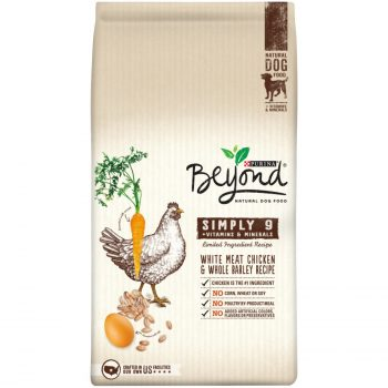 Purina Beyond Simply 9 Natural White Meat Chicken & Whole Barley Recipe Dry Dog Food Deal