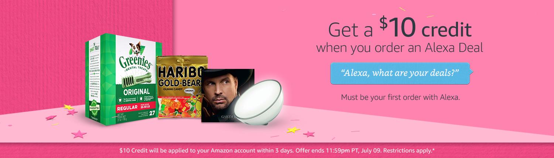 $10 Alexa Deal