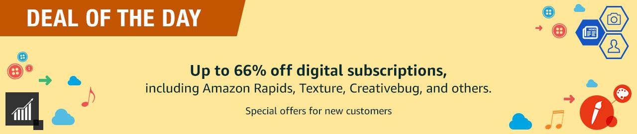 Digital Subscription Deals