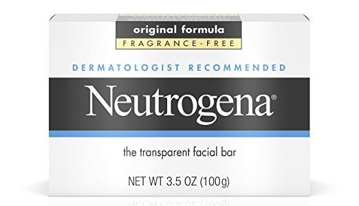 Neutrogena Facial Cleansing Bar, Fragrence Free, 3.5 Oz Deal