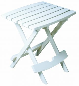 Adams Manufacturing 8500-48-3700 Plastic Quik-Fold Side Table Deal