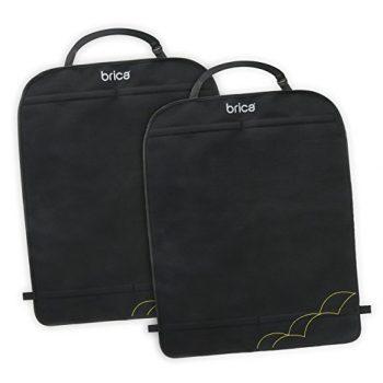 Brica Deluxe Kick Mats, 2 Count Deal