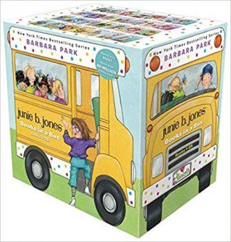 Junie B. Jones Books in a Bus (Books 1-28)
