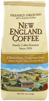 New England Coffee Chocolate Cappuccino, 11 Ounce Deal