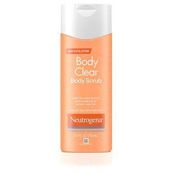 Ntg Acne Body Clear Body Scrub 8.5 Oz Deal