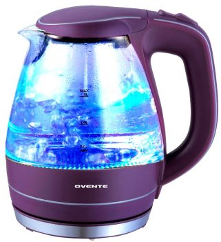 Ovente KG83 Series 1.5L Glass Electric Kettle Deal
