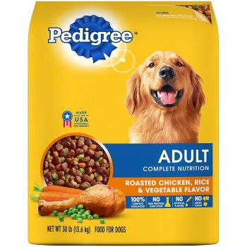 PEDIGREE Complete Nutrition Adult Dry Dog Food Deal