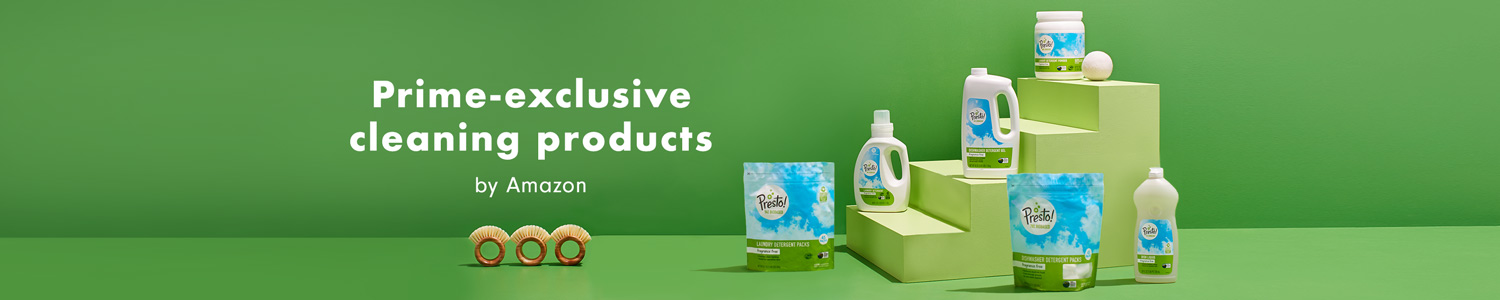Prime Exclusive Cleaning Products Deal