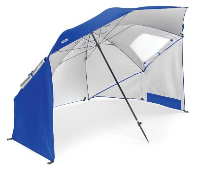 Sport-Brella Portable All-Weather and Sun Umbrella. 8-Foot Canopy Deal