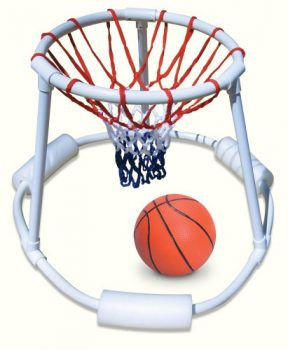 Swimline 9162 Super Hoops Floating Basketball Game Deal