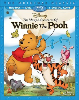 The Many Adventures of Winnie the Pooh (Blu-ray : DVD + Digital Copy) Deal