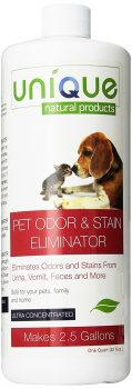 Unique Natural Products 203 Pet Odor and Stain Eliminator Deal
