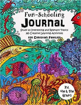 3rd, 4th and 5th Grade - Fun-Schooling Journal Deal