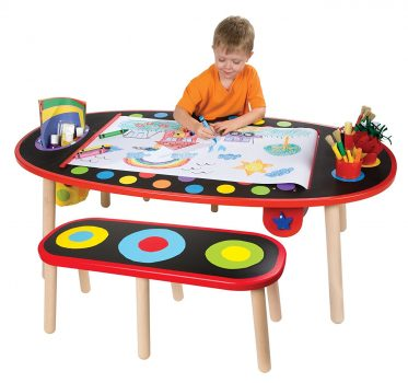 ALEX Toys Artist Studio Super Art Table with Paper Roll Deal