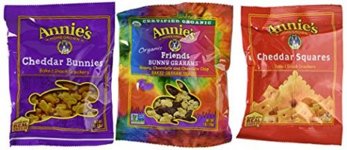 Annie's Variety Snack Pack, Cheddar Bunnies:Friends Bunny Grahams:Cheddar Squares,... Deal