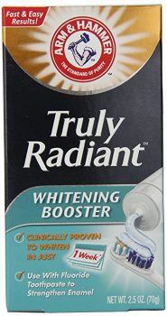 Arm and Hammer Whitening Booster, 2.5 Ounce Deal
