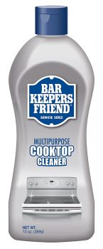 Bar Keepers Friend Cooktop Cleaner 13-Ounce Bottle Deal