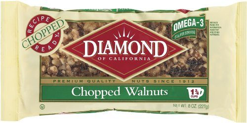 Diamond Walnuts, Chopped, 8 Oz Deal