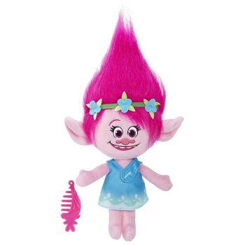 DreamWorks Trolls Poppy Talkin' Troll Plush Doll Deal