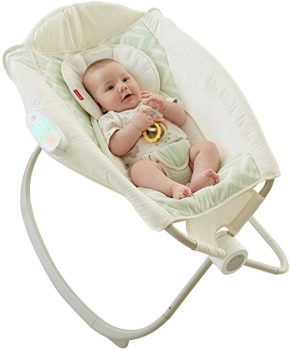 Fisher-Price Deluxe Auto Rock 'n Play Sleeper with Smart Connect Deal