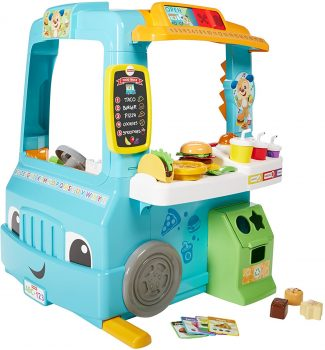 Fisher-Price Laugh & Learn Servin' Up Fun Food Truck Deal